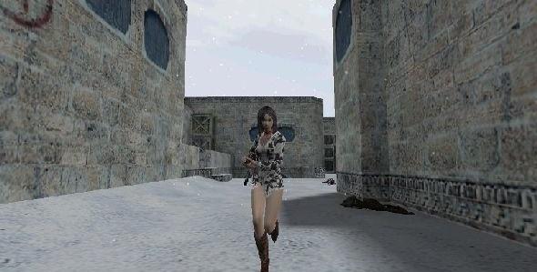 голые модели игроков для кс-чт2